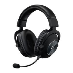 Auricular Gamer Logitech G Pro X 7.1 Blue Voice DTS 2.0 Con Microfono Perfiles de Ecualizacion Para Juegos