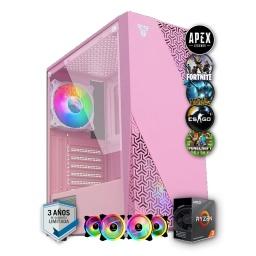 PC Gamer AMD Ryzen 3 3200G 16Gb 2666Mhz Ssd 480Gb Gt1030 2Gb Gddr5 Wifi HDMI Incluye Juegos