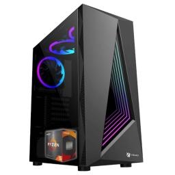 PC Gamer Amd Ryzen 5 5600G Ram 16Gb Ddr4 3200Mhz Ssd 480Gb Video Radeon Rx 560 4Gb Hdmi Wifi W10